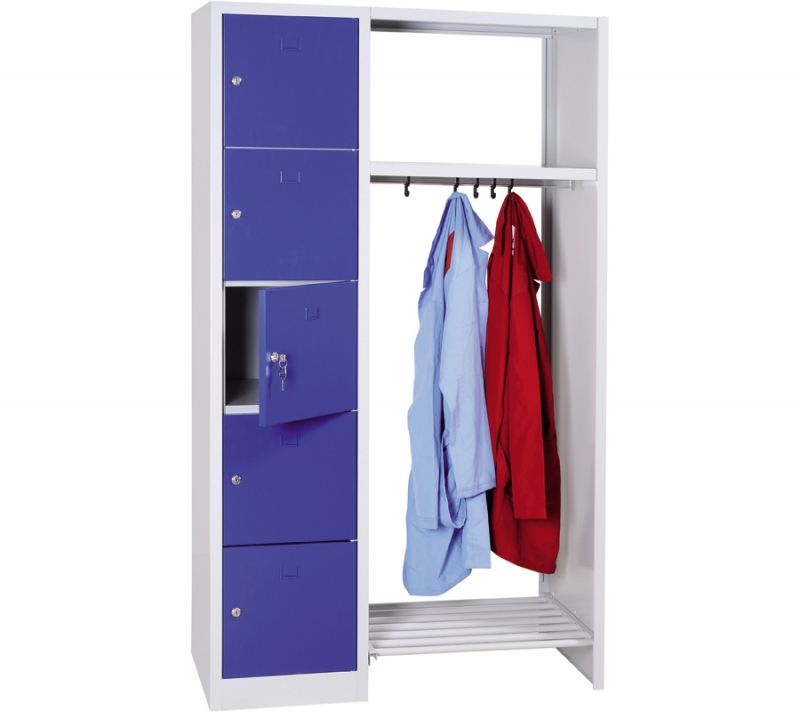 Cloakroom Storage Units
